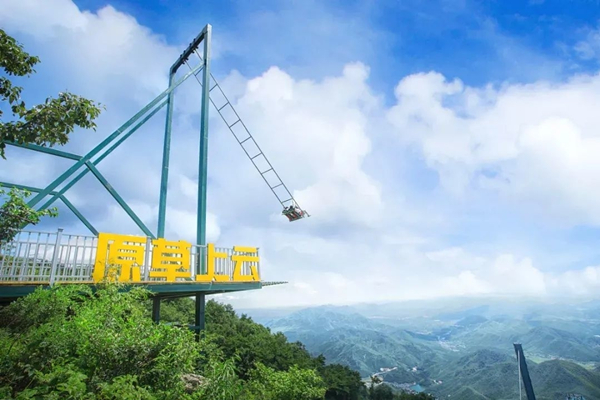 Skyland: a recommended tourism site for upcoming Mid-Autumn Festival