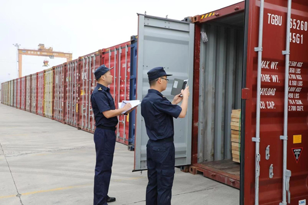 Huzhou tops Zhejiang in foreign trade growth rate in Jan-Aug