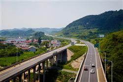 Huzhou section of Changchun-Shenzhen Expressway