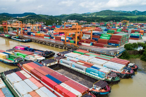 Huzhou's GDP registers fastest growth in Zhejiang in H1