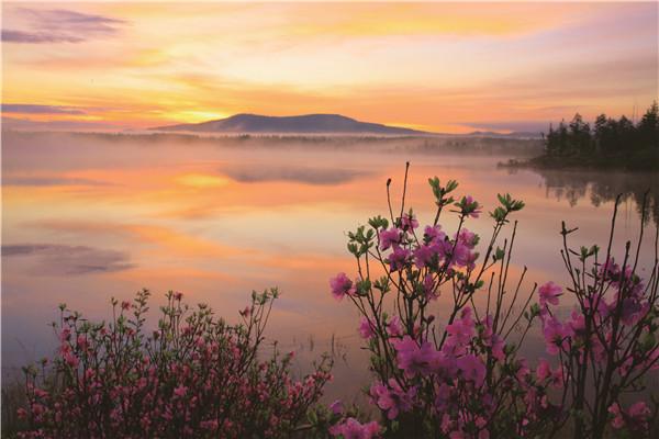 阿尔山 杜鹃湖 摄影 霍岩.jpg