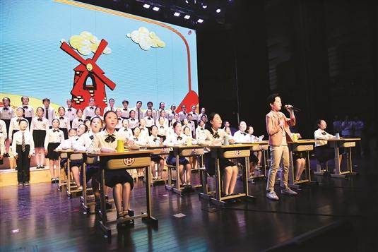 青山区中小学生合唱管弦乐团展演.jpg