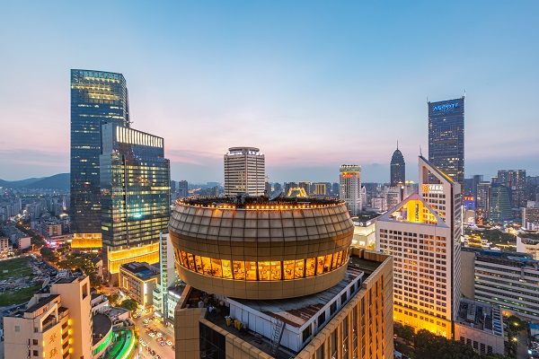Wuxi to build an international consumption center