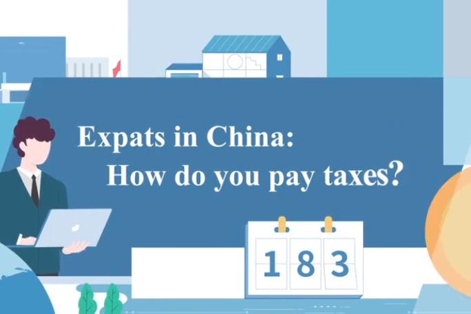 Expats in China: How do you pay taxes?