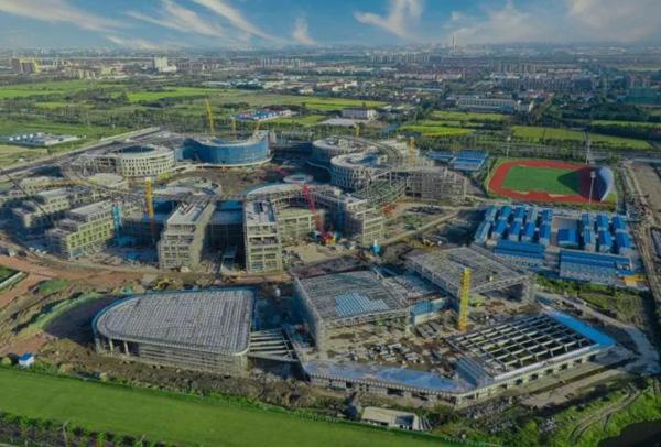 XJTLU Taicang campus taking shape