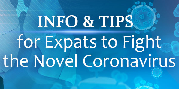 Info & Tips for Expats to Fight COVID-19
