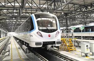 Wuxi metro line 3 resumes system testing
