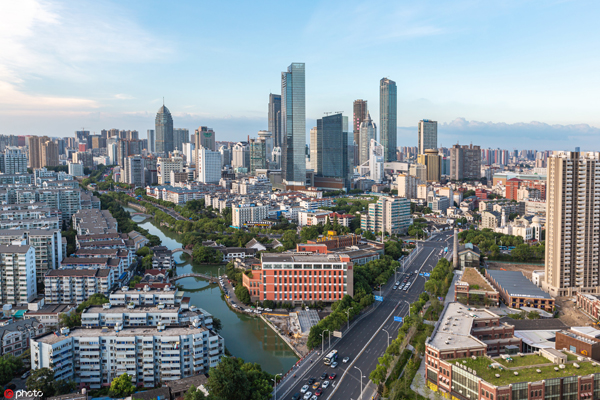Wuxi ranks 2nd among Chinese cities by per capita GDP