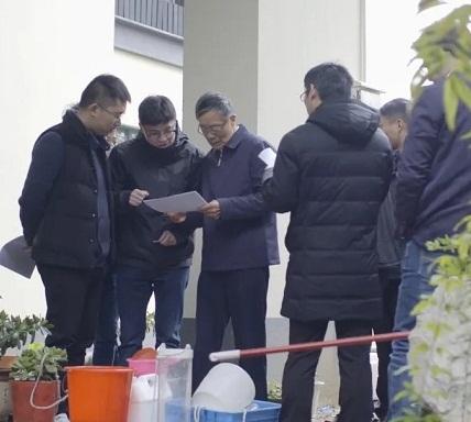Gu Leixiang: Environment protector of Zhangjiagang