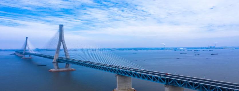 Record-breaking bridge boosts integration