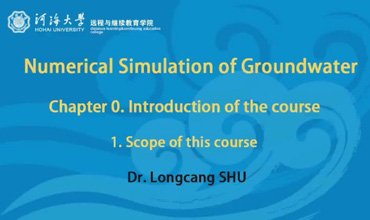 Numerical Simulation of Groundwater