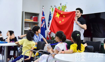 Syrian student in Nanjing gleans lessons from pandemic