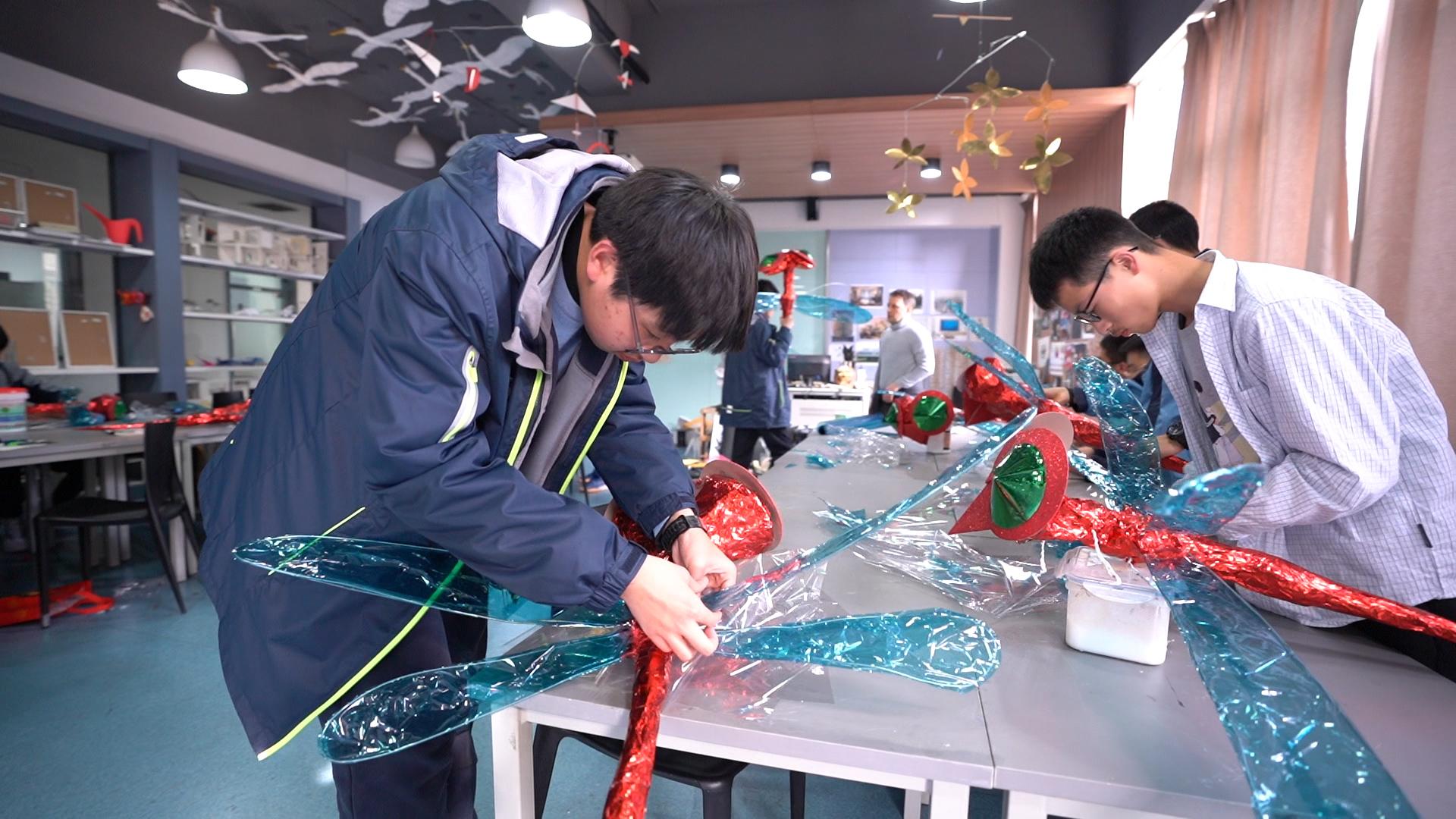 Jiangsu Xishan Senior High School: A model in all-round education