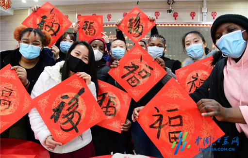 Nanjing woman helps intl students achieve 'Chinese dreams'
