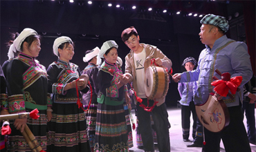Nanjing college students explore ethnic culture in Guizhou