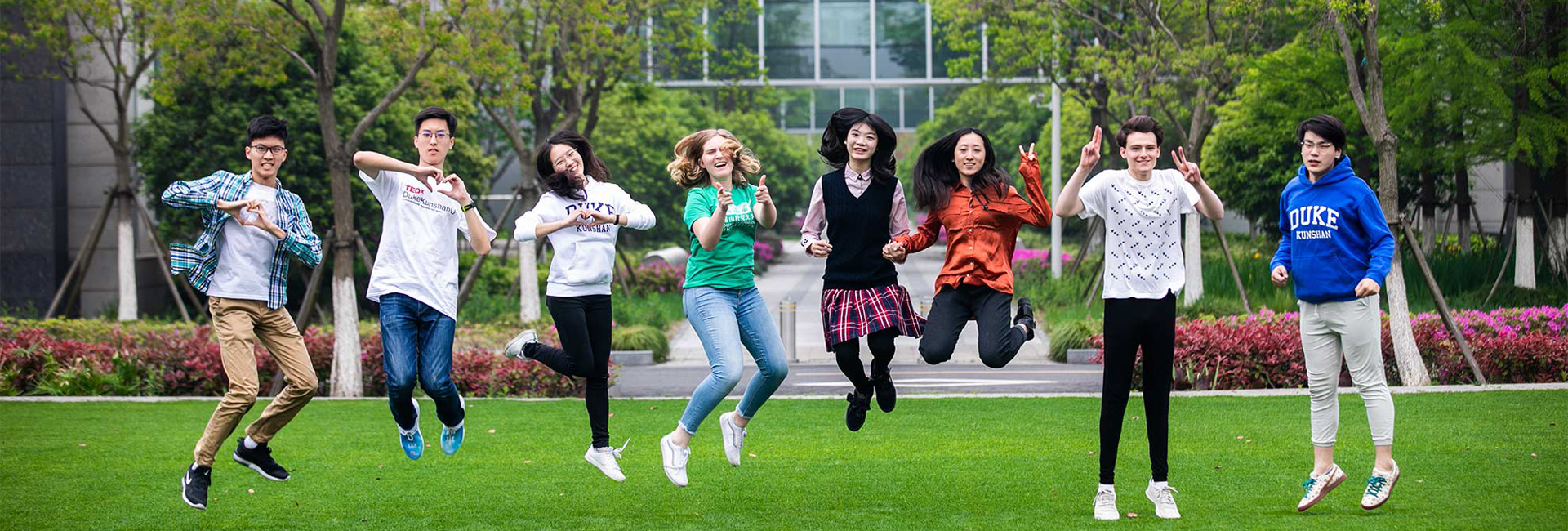 Duke Kunshan sees largest enrollment of international students