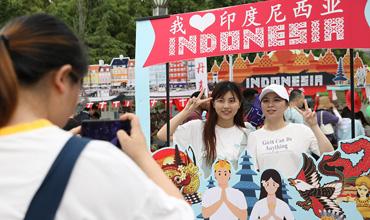 Jiangsu University opens annual international culture festival