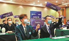 Model UN participants debate global concerns