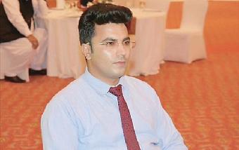 Pakistani grad praises lessons of SIP