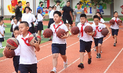 Jiangsu schools offer after-school services to students