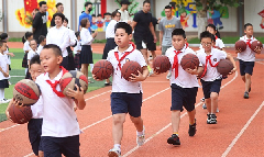 Jiangsu initiates youth sports plan