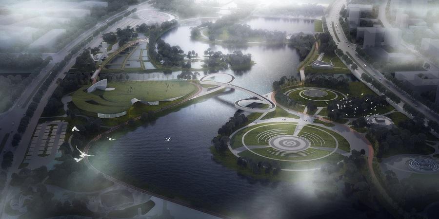Shanghai's largest sponge park to open1.jpg