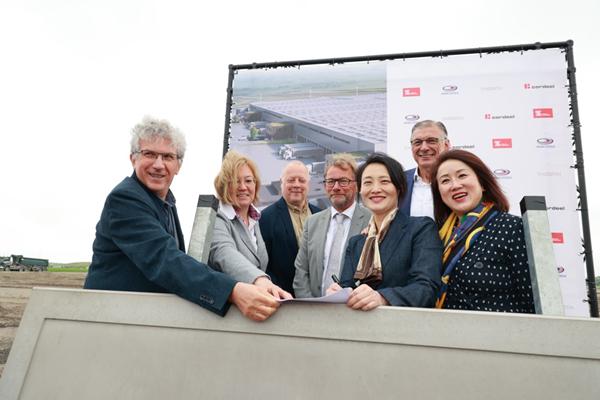 Work begins on major China-Belgium port logistics2.png