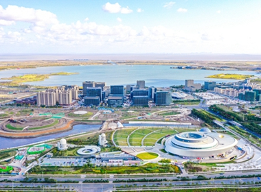 Lin-gang Special Area releases growth targets in new Five-Year Plan.jpg