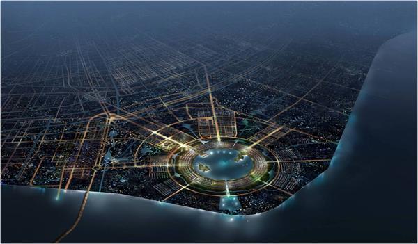 Oriental IC Port: Shanghai's integrated circuit hub