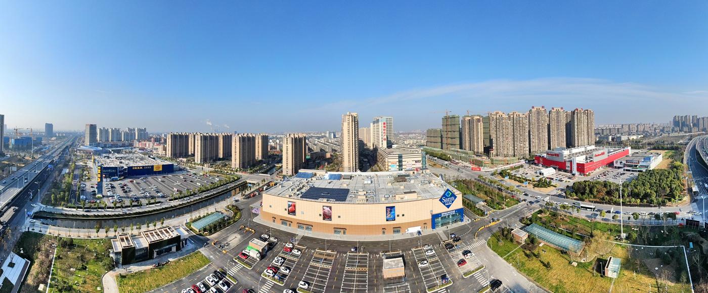 Nantong Gangzha Economic Development Zone of Jiangsu Province