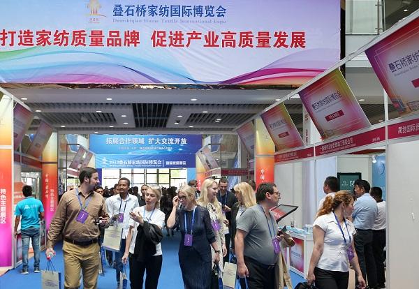 Haimen textiles market gets top national rating