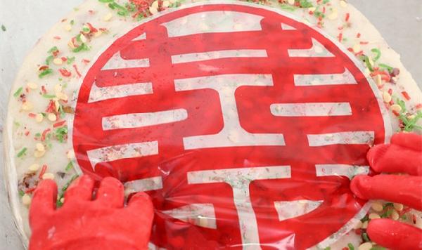 Increasing demand for Haimen New Year cake