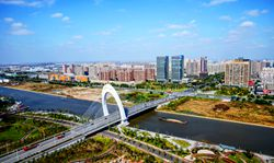 Welcome to Nantong National High-tech Industrial Development Zone