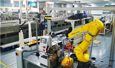 Quality control key to success of Nantong company