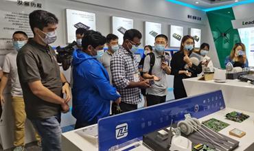 【Go Jiangsu】Expats witness advanced manufacturing in Nantong High-tech Zone