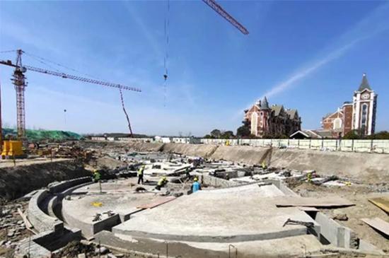 Aqua park, ferris wheel to be built in Rudong