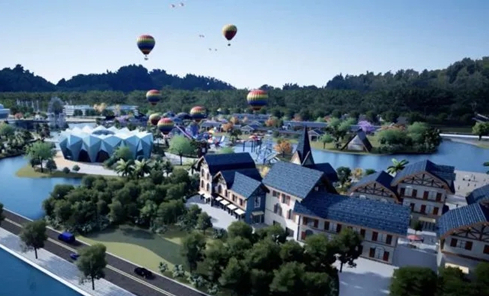 Rudong to build tourist complex