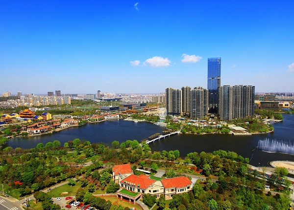 Nantong National High-tech Industrial Development Zone