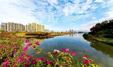 Nantong National High-tech Industrial Development Zone makes itself a better home