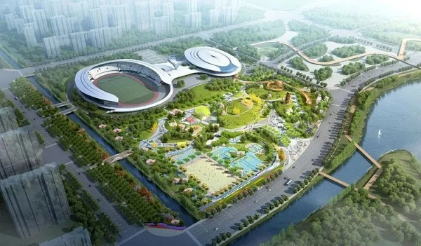 New park to be built in Haimen