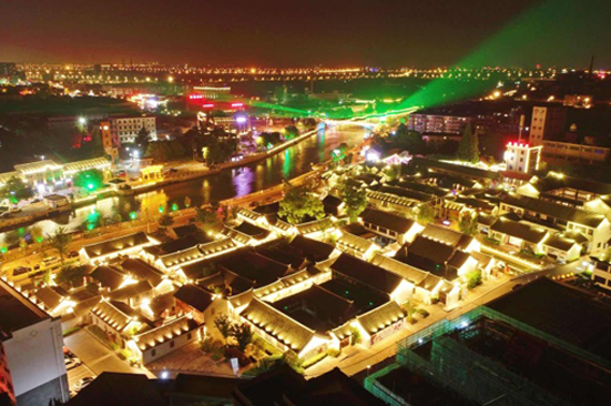 Tangzha recognized as a benchmark for culture and tourism integration