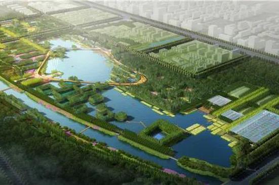 Rudong to boast wetland landscape theme park