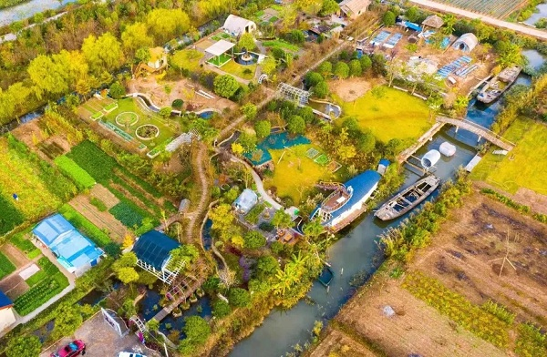 18 Nantong rural tourist sites recognized provincially