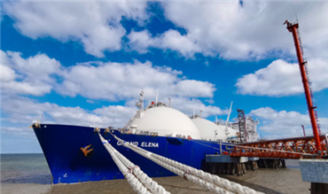 Rudong LNG station to usher in natural gas supply peak