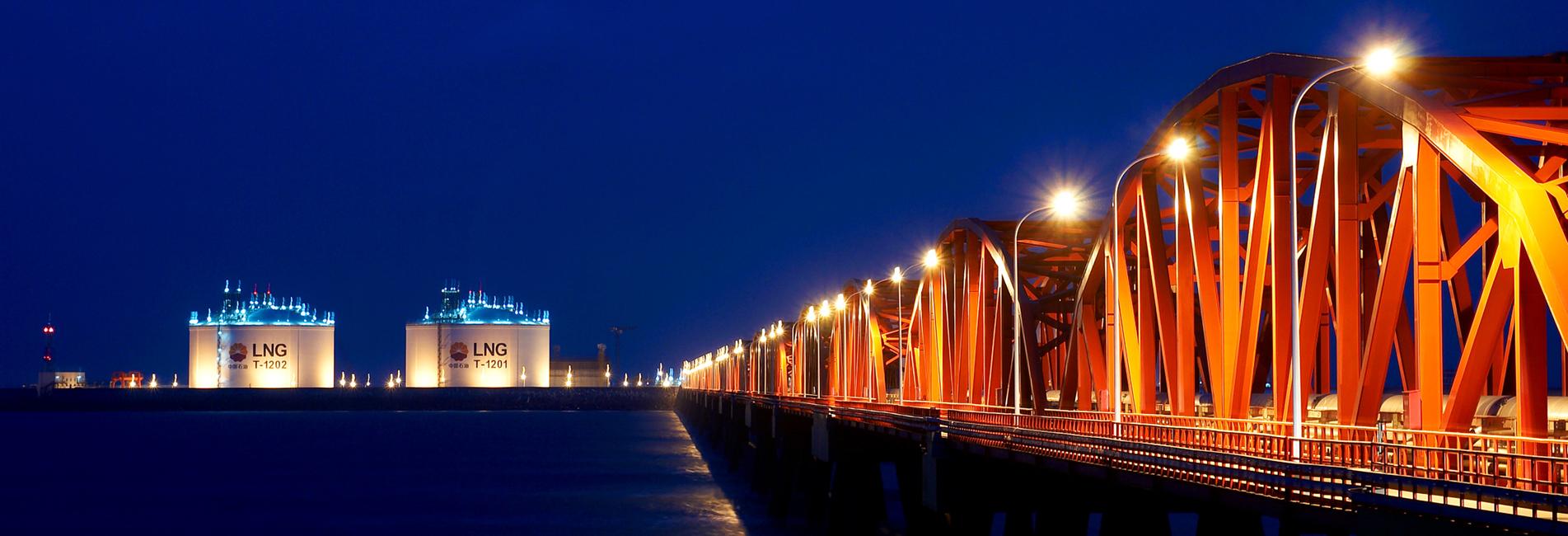 Cross-sea bridges boost development of Yangkou Port