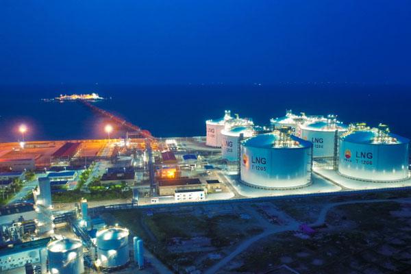 Yangkou port to build LNG terminal costing 10 billion yuan