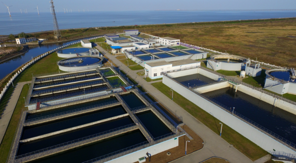 Yangkou Port Sewage Treatment Plant project