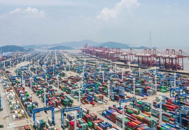 Ningbo K: Ningbo-Zhoushan Among World's Top 5 Ports In 2016