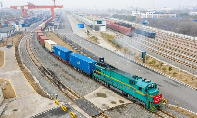 Central, Eastern European countries witness booming trade with China