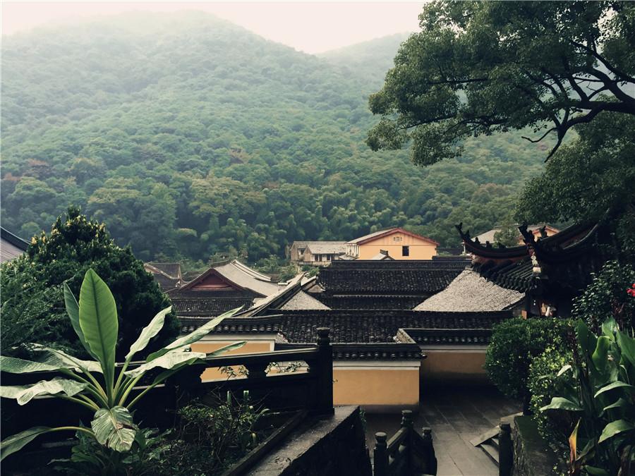 Tiantong Temple